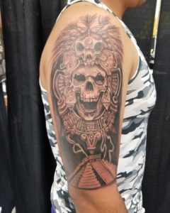 hollis-cantrell-iconic-tattoo-ink-mayan-aztec-black-grey-inked